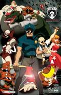 Axe Cop animation movie cast and synopsis.