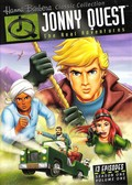 The Real Adventures of Jonny Quest animation movie cast and synopsis.