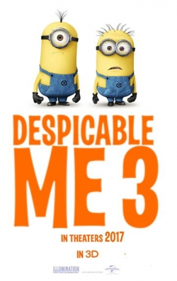 Another movie Despicable Me 3 of the director Kyle Balda.