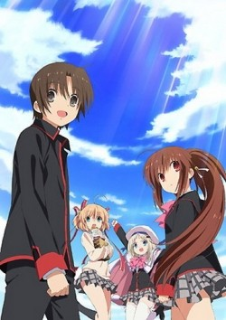 Little Busters! animation movie cast and synopsis.