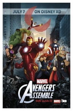 Marvel's Avengers Assemble animation movie cast and synopsis.