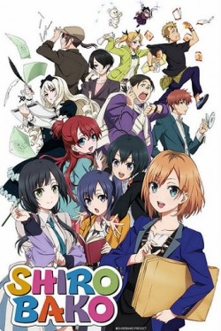 Shirobako animation movie cast and synopsis.