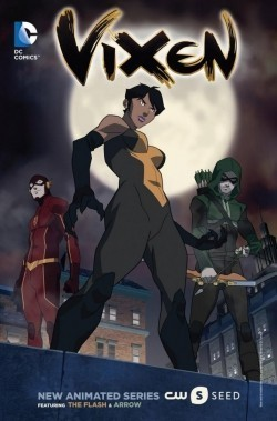 Vixen animation movie cast and synopsis.
