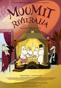 Muumit Rivieralla animation movie cast and synopsis.
