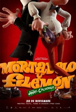 Mortadelo y Filemón contra Jimmy el Cachondo animation movie cast and synopsis.