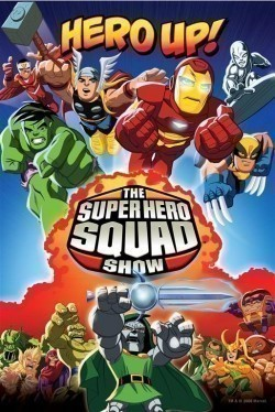 The Super Hero Squad Show animation movie cast and synopsis.