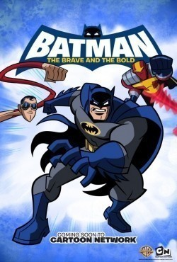 Batman: The Brave and the Bold with Jonny Rees.