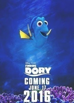 Finding Dory - latest animated movie.