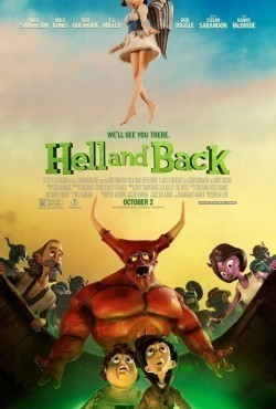 Hell and Back animation movie cast and synopsis.