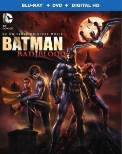 Batman: Bad Blood animation movie cast and synopsis.