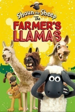 Shaun the Sheep: The Farmer's Llamas animation movie cast and synopsis.