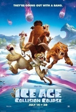 Ice Age: Collision Course - latest animated movie.