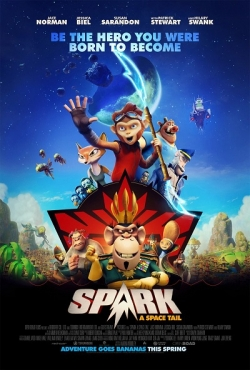 Spark: A Space Tail animation movie cast and synopsis.