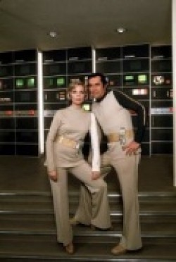 Space: 1999 with Catherine Schell.