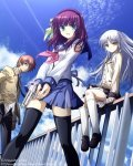 Angel Beats! animation movie cast and synopsis.