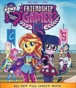 My Little Pony: Equestria Girls - Friendship Games with Cathy Weseluck.